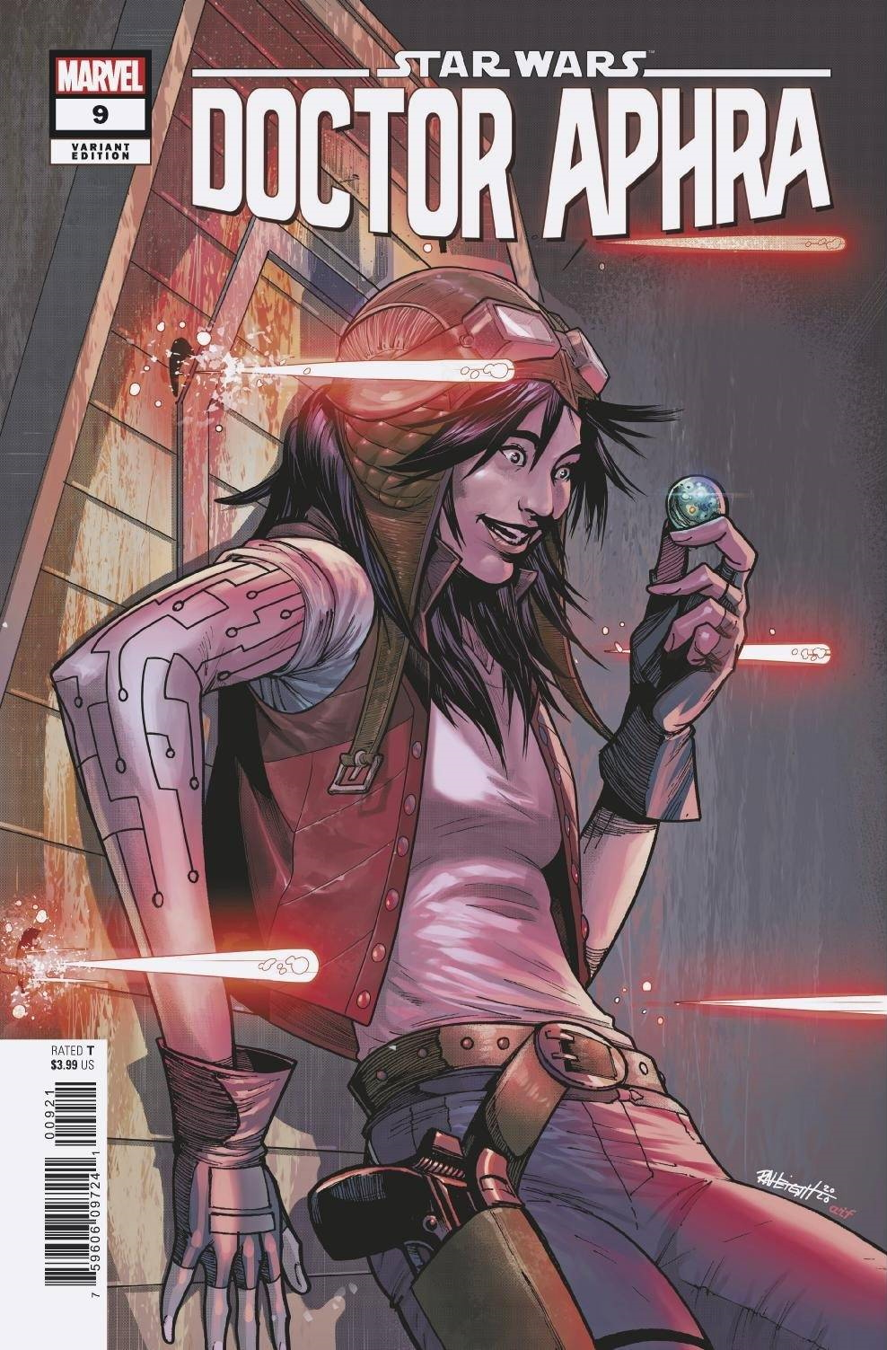 Doctor Aphra #9 (Ray-Anthony Height Variant Cover) (21.04.2021)