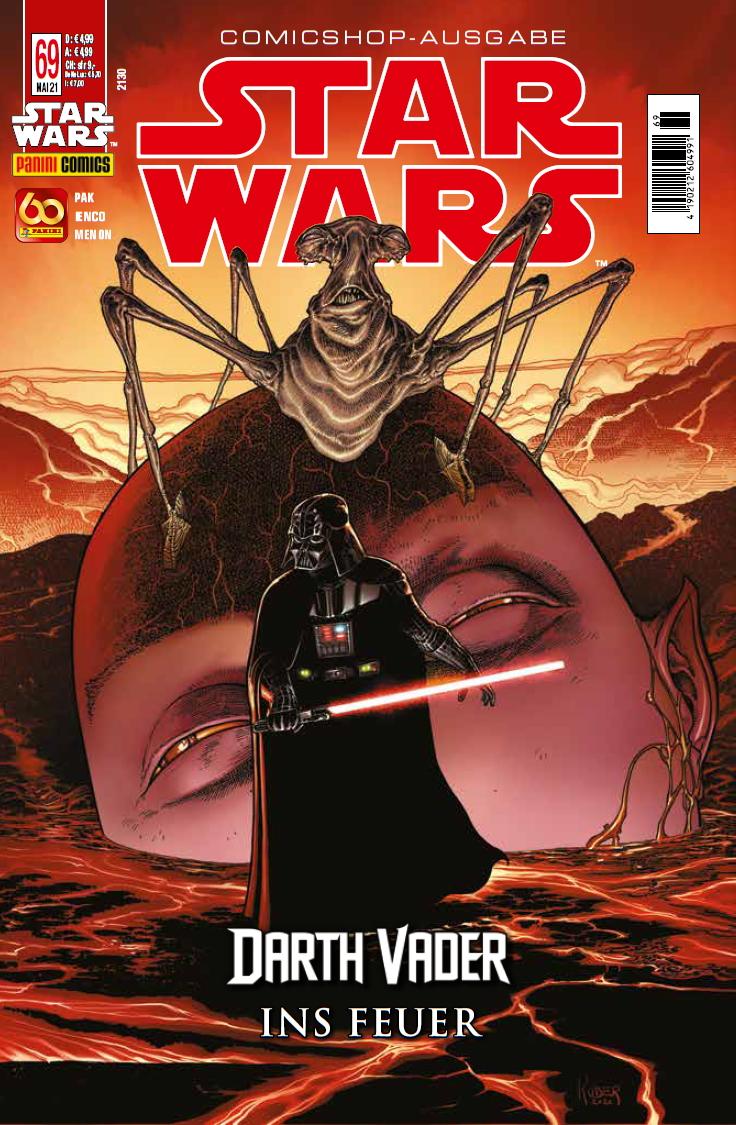 Star Wars #69 (Comicshop-Ausgabe) (21.04.2021)