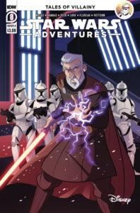 Star Wars Adventures #8 (Cover B by Arianna Florean) (18.08.2021)
