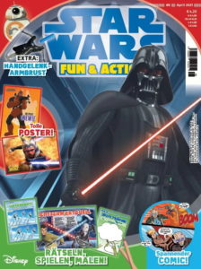 Star Wars Fun & Action #6 (31.03.2021)
