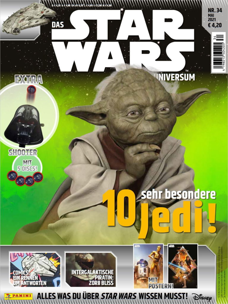 Star Wars Universum #34 (21.04.2021)