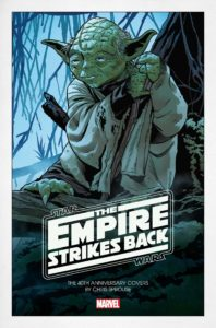 The Empire Strikes Back: The 40th Anniversary Covers by Chris Sprouse (28.04.2021)
