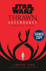 Thrawn Ascendancy: Greater Good (Autographed Edition) (27.04.2021)