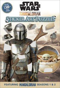 The Mandalorian Sticker Art Puzzles (07.09.2021)