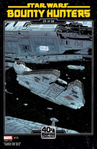 Bounty Hunters #12 (Chris Sprouse The Empire Strikes Back Variant Cover) (19.05.2021)