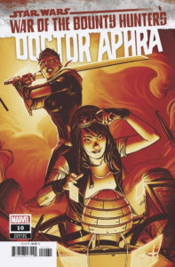 Doctor Aphra #10 (Sway Crimson Variant Cover) (26.05.2021)