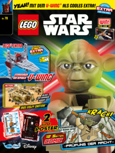 LEGO Star Wars Magazin #70 (27.03.2021)