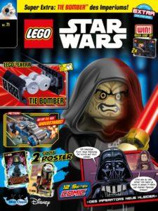 LEGO Star Wars Magazin #71 (24.04.2021)