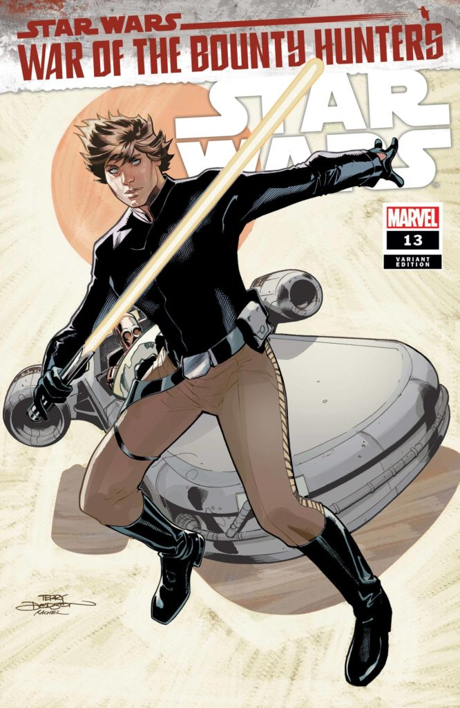 Star Wars #13 (Terry Dodson Variant Cover) (12.05.2021)