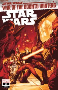 Star Wars #13 (Carlo Pagulayan Crimson Variant Cover) (12.05.2021)