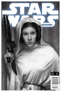 Star Wars Insider #136 (Comic Store Cover) (04.09.2012)