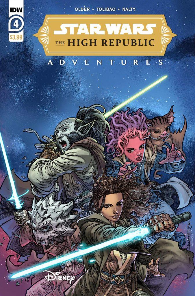 The High Republic Adventures #4 (05.05.2021)