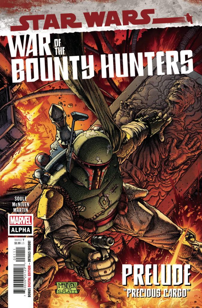 War of the Bounty Hunters Alpha #1 (05.05.2021)