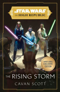 The High Republic: The Rising Storm (Barnes & Noble Exclusive Edition) (29.06.2021)