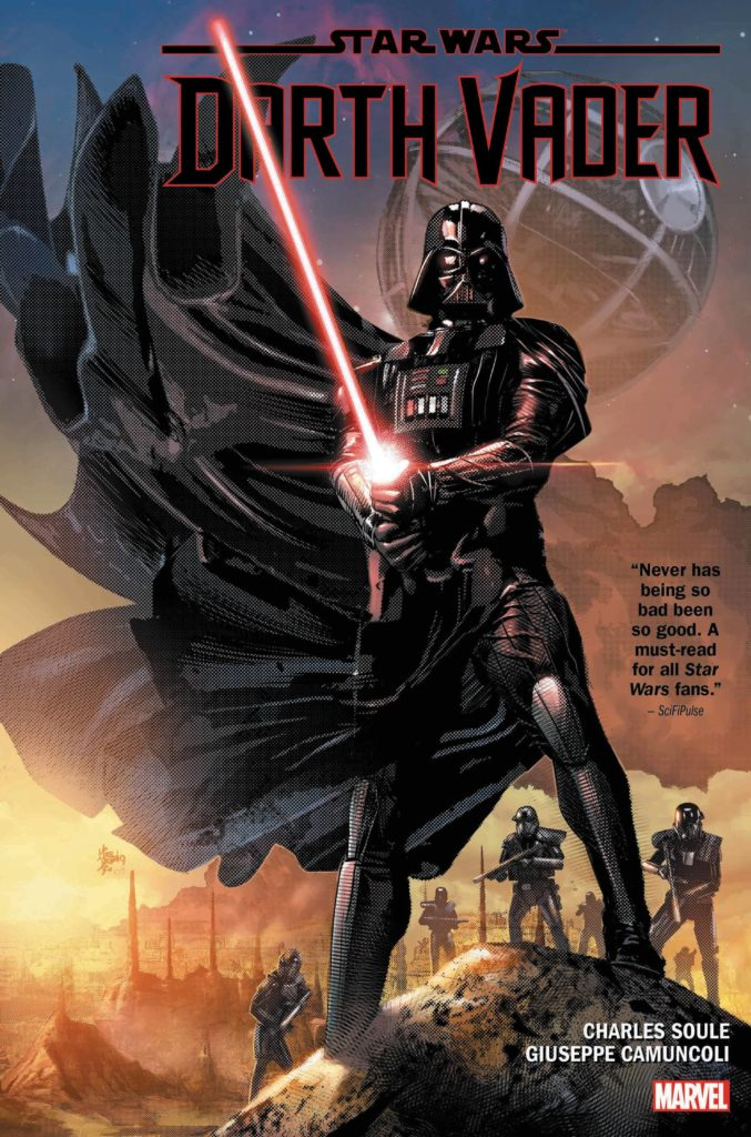 Darth Vader by Charles Soule Omnibus (Mike Deodato Jr. Cover)