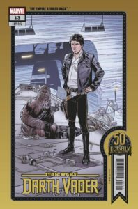 Darth Vader #13 (Chris Sprouse Lucasfilm 50th Anniversary Variant Cover) (23.06.2021)