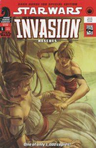 "Invasion: Rescues #1 (Jo Chen ""Dark Horse 100"" Variant Cover) (26.05.2010)"
