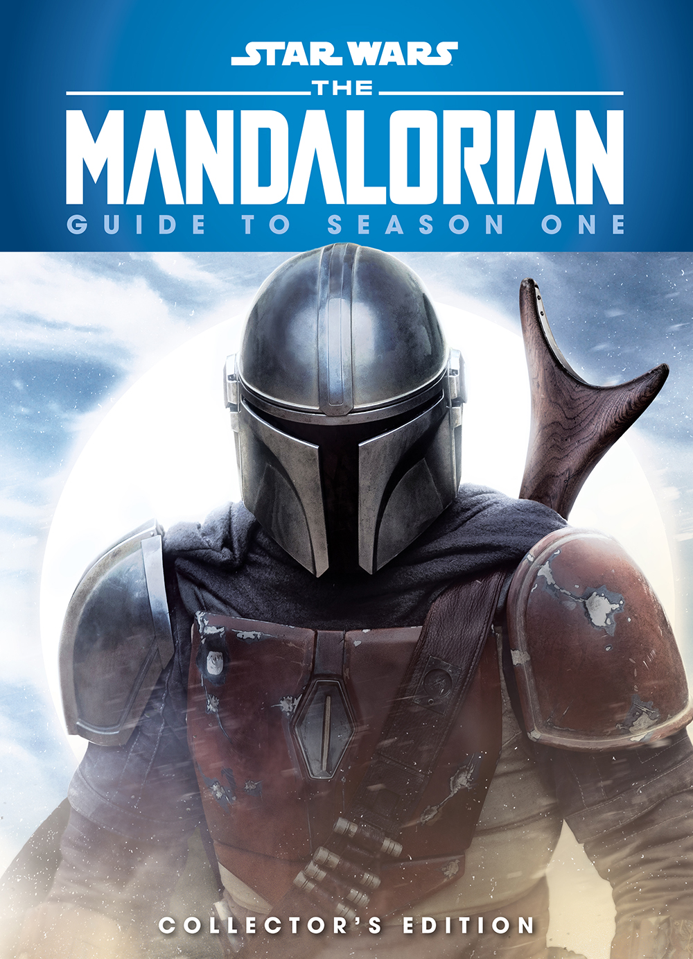 The Mandalorian: Guide to Season One - Collector's Edition (Comic Store Cover) (18.05.2021)