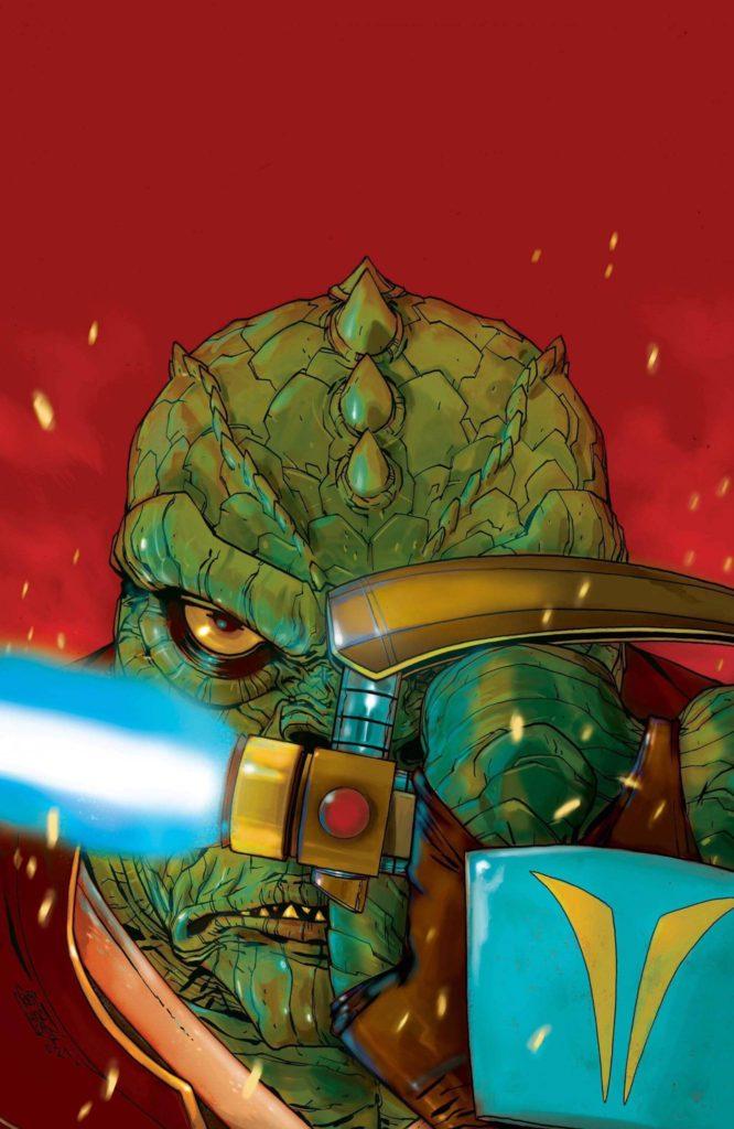 The High Republic #3 (Giuseppe Camuncoli Mutant Beaver Comics Virgin Variant Cover) (03.03.2021)