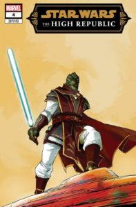 The High Republic #4 (Giuseppe Camuncoli Unknown Comic Books Variant Cover) (07.04.2021)