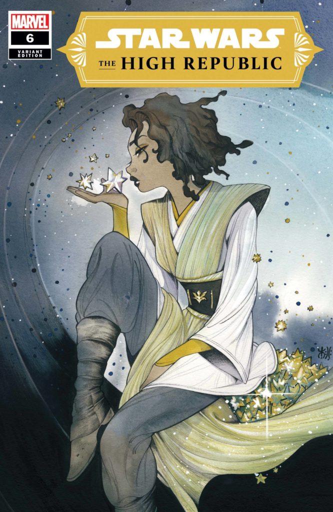 The High Republic #6 (Peach Momoko Variant Cover) (Juni 2021)