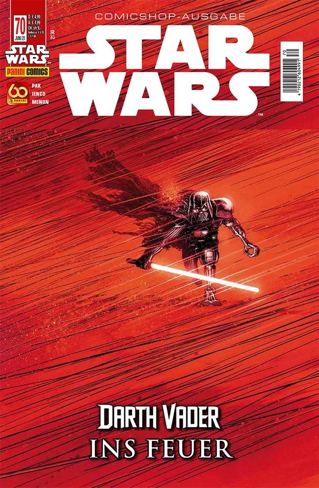 Star Wars #70 (Comicshop-Ausgabe) (19.05.2021)