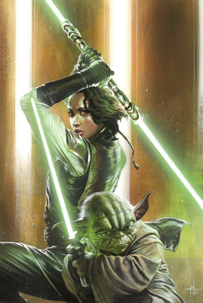 Star Wars #71 (Gabriele Dell'Otto Comicshop-Variantcover) (16.06.2021)