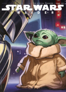 Star Wars Insider #202 (Grogu Cover) (27.04.2021)