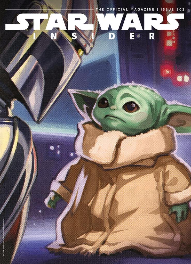 Star Wars Insider #202 (Grogu Cover) (27.04.2021)