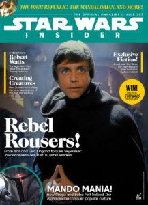 Star Wars Insider #203 (22.06.2021)