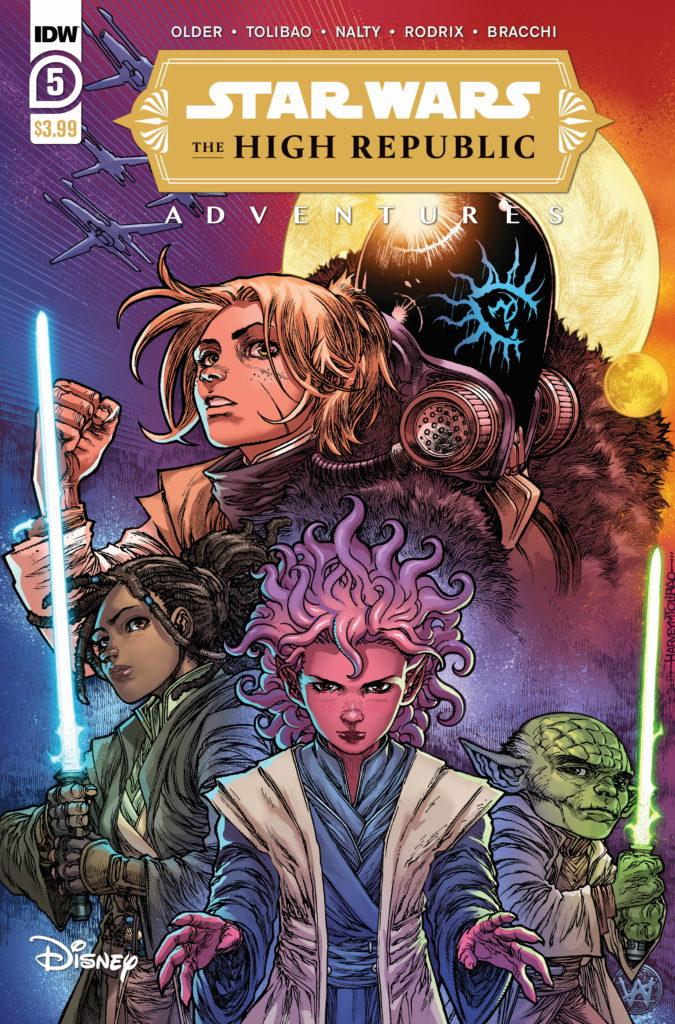 The High Republic Adventures #5 (02.06.2021)