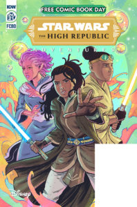 The High Republic Adventures (Free Comic Book Day 2021) (14.08.2021)