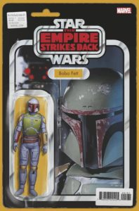 "War of the Bounty Hunters #1 (""Boba Fett"" Action Figure Variant Cover) (02.06.2021)"