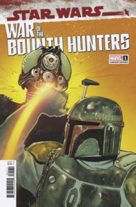 War of the Bounty Hunters #1 (Sara Pichelli Variant Cover) (02.06.2021)