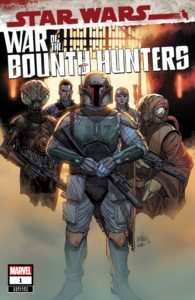 War of the Bounty Hunters #1 (Leinil Francis Yu Variant Cover) (02.06.2021)
