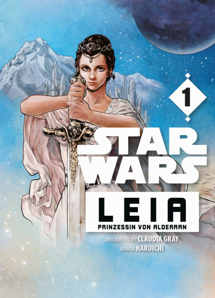 Leia, Prinzessin von Alderaan, Band 1 (27.07.2021)