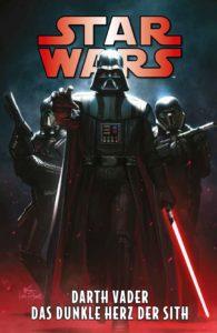 Darth Vader, Band 1: Das dunkle Herz der Sith (28.09.2021)