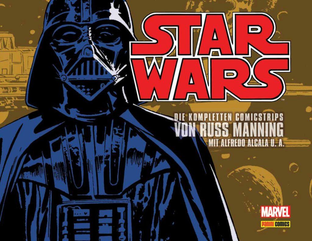 Star Wars: Die kompletten Comic-Strips, Band 1 (31.08.2021)