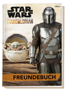 The Mandalorian: Freundebuch (12.10.2021)