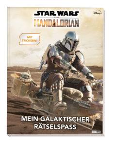 The Mandalorian: Mein galaktischer Rätselspaß