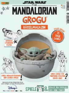 The Mandalorian: Grogu - Rätselmagazin (27.07.2021)