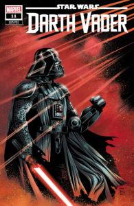 Darth Vader #11 (Jan Duursema State Of Comics Variant Cover) (28.04.2021)