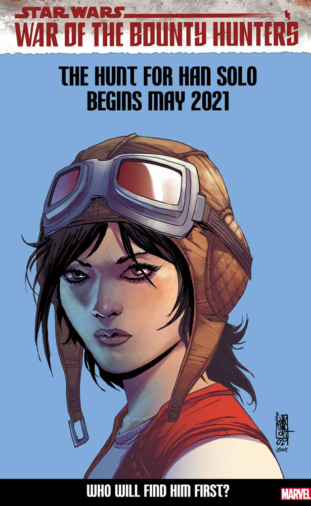 Doctor Aphra #12 (Giuseppe Camuncoli Variant Cover) (21.07.2021)