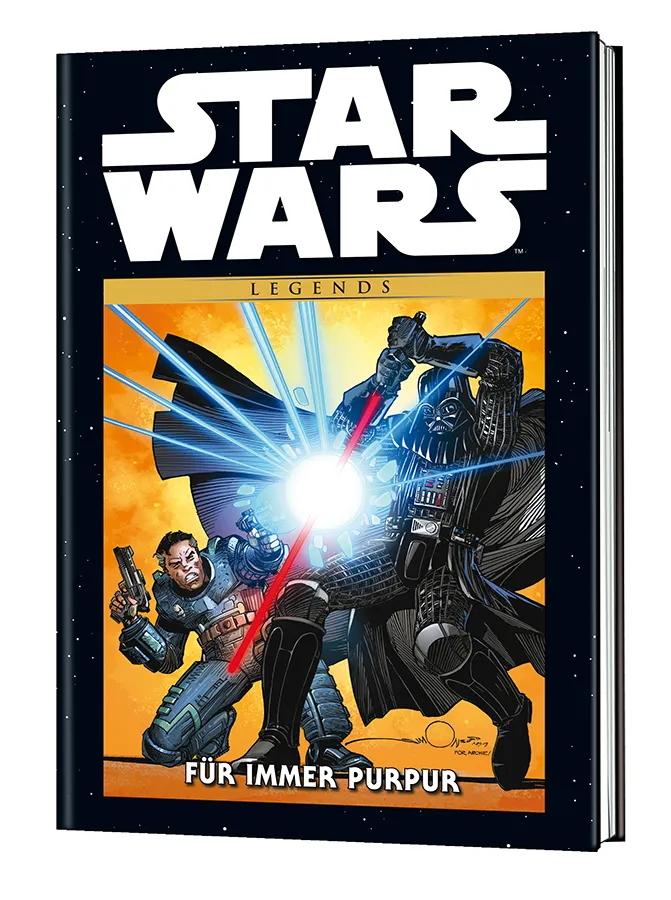 Star Wars Marvel Comics-Kollektion, Band 0: Für immer Purpur (04.05.2021)