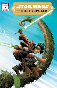 The High Republic #4 (Jan Duursema Variant Cover) (07.04.2021)
