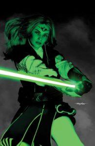 The High Republic #4 (Mike Mayhew Studio Shadow Virgin Variant Cover) (07.04.2021)