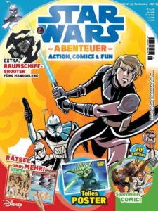 Star Wars Abenteuer - Action, Comics & Fun #1 (22.09.2021)