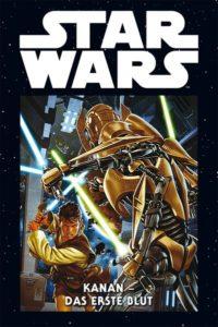 Star Wars Marvel Comics-Kollektion, Band 10: Kanan - Das erste Blut (14.09.2021)