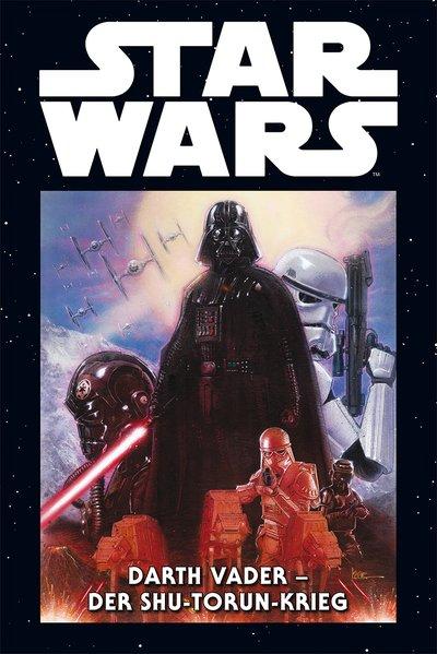 Star Wars Marvel Comics-Kollektion, Band 11: Darth Vader - Der Shu-Torun-Krieg (28.09.2021)
