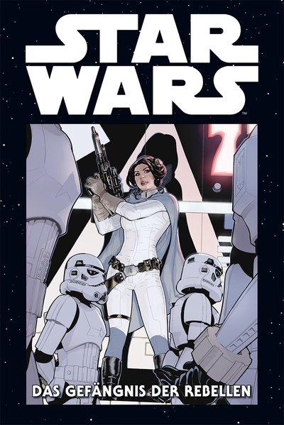 Star Wars Marvel Comics-Kollektion, Band 13: Das Gefängnis der Rebellen (26.10.2021)